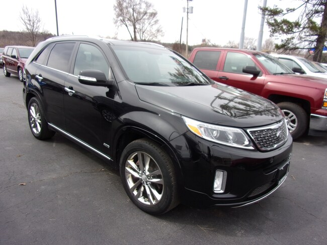 Used 2014 Kia Sorento Limited V6 SUV For Sale in Dansville, NY