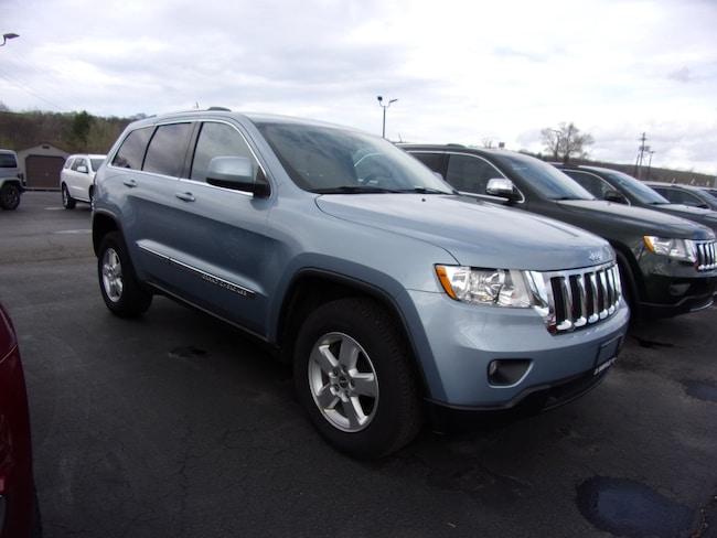 Used 2013 Jeep Grand Cherokee Laredo SUV For Sale in Dansville, NY