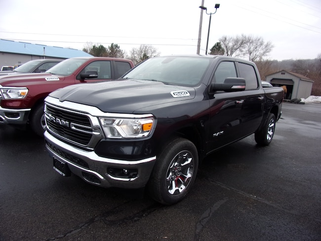 New 2019 Ram 1500 Big Horn Crew Cab For Sale in Dansville, NY
