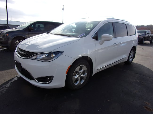 Used 2017 Chrysler Pacifica Touring-L Plus Van For Sale in Dansville, NY