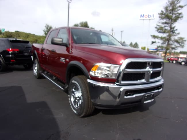 New 2018 Ram 2500 TRADESMAN CREW CAB 4X4 6'4 BOX Crew Cab For Sale in Dansville, NY