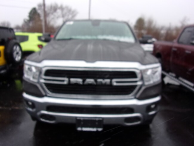 New 2019 Ram 1500 BIG HORN / LONE STAR QUAD CAB 4X4 6'4 BOX Quad Cab For Sale in Dansville, NY