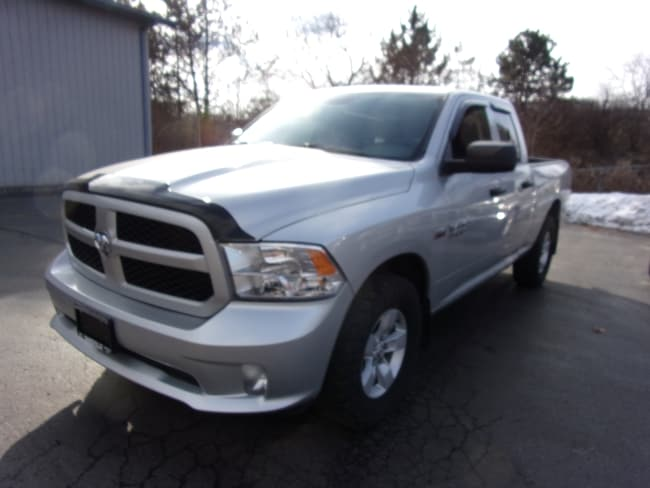 Used 2016 Ram 1500 Tradesman/Express Truck Quad Cab For Sale in Dansville, NY