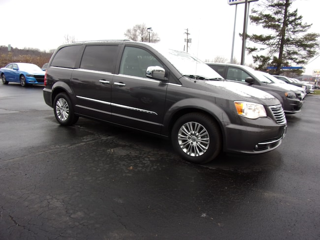 Used 2015 Chrysler Town & Country Touring-L Van For Sale in Dansville, NY