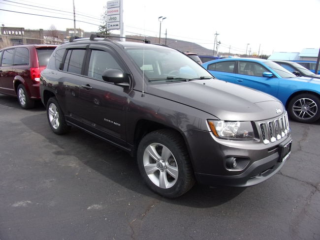 Used 2015 Jeep Compass Sport 4x4 SUV For Sale in Dansville, NY