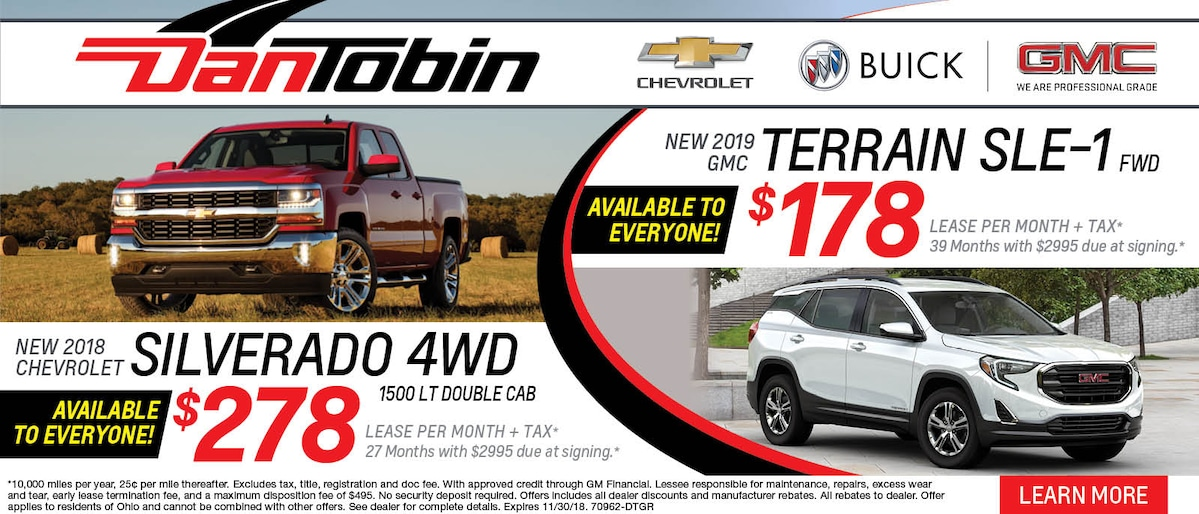 Columbus Chevy Dealers >> New Chevrolet Buick GMC & Used Car Dealership in Columbus, OH, Serving Dublin & Westerville