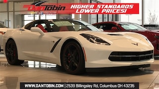 2019 Chevrolet Corvette Stingray Coupe