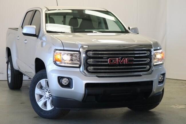 2018 GMC Canyon SLE1 Truck Crew Cab