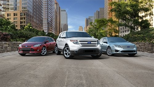 From The Award Winning Ford