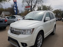 2011 Dodge Journey R/T AWD 7 passenger w/ leather & Sunroof SUV