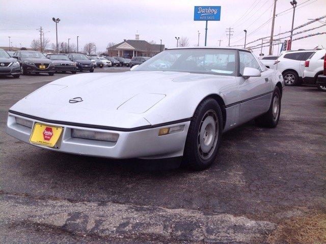 1986 Chevrolet Corvette RARE 4 SPEED MANUAL