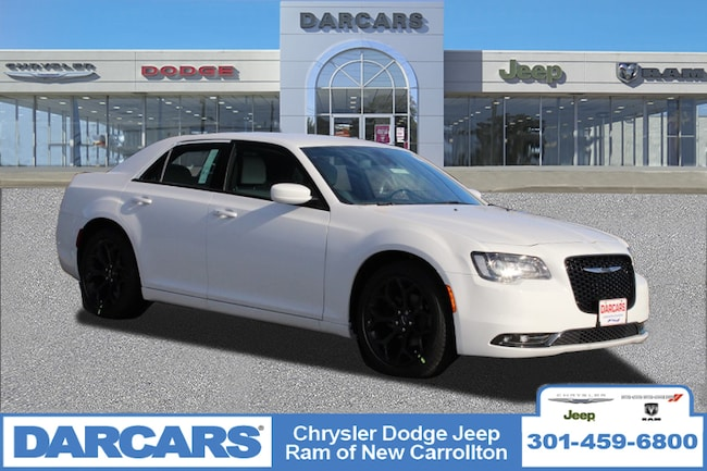 New 2019 Chrysler 300 S Sedan in New Carrollton, Maryland