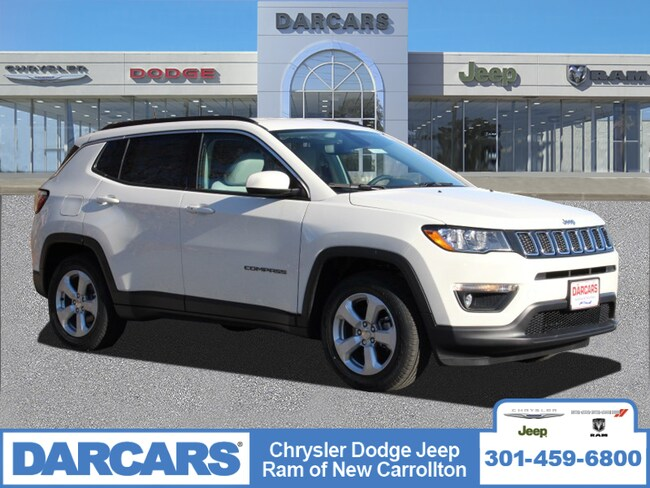 New 2019 Jeep Compass LATITUDE FWD Sport Utility in New Carrollton, Maryland