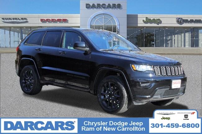 New 2019 Jeep Grand Cherokee ALTITUDE 4X4 Sport Utility in New Carrollton, Maryland