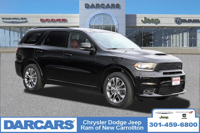 New 2019 Dodge Durango R/T AWD Sport Utility in New Carrollton, Maryland