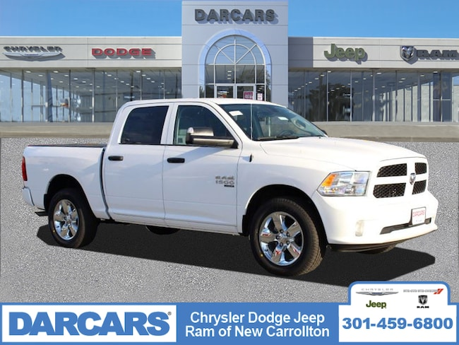 New 2019 Ram 1500 CLASSIC EXPRESS CREW CAB 4X4 5'7 BOX Crew Cab in New Carrollton, Maryland