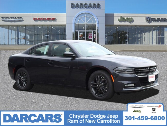 New 2019 Dodge Charger SXT AWD Sedan in New Carrollton, Maryland