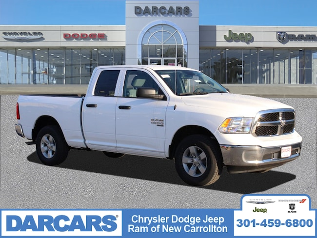 New 2019 Ram 1500 CLASSIC TRADESMAN QUAD CAB 4X4 6'4 BOX Quad Cab in New Carrollton, Maryland