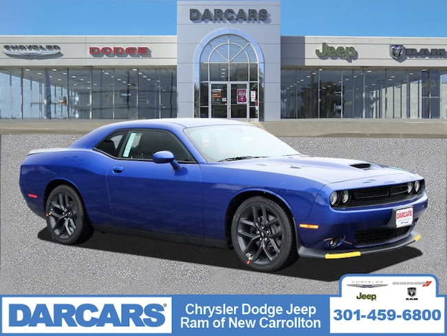New 2019 Dodge Challenger GT Coupe in New Carrollton, Maryland