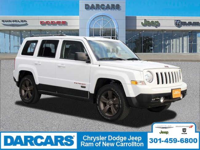 Certified 2016 Jeep Patriot 75th Anniversary SUV