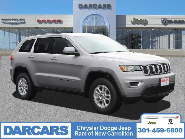 New 2019 Jeep Grand Cherokee LAREDO 4X4 Sport Utility in New Carrollton, Maryland