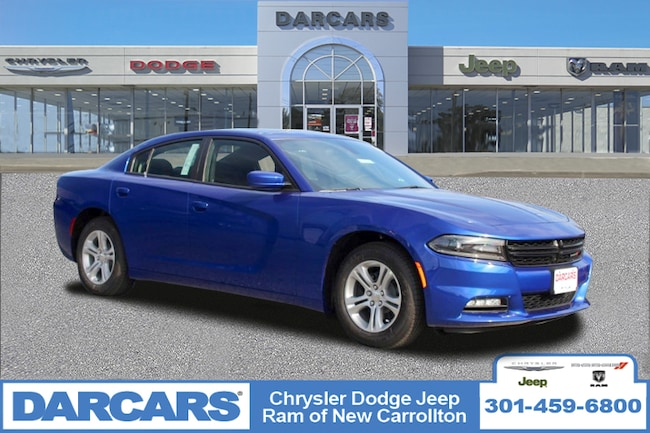 New 2019 Dodge Charger SXT RWD Sedan in New Carrollton, Maryland