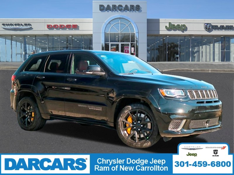 Darcars jeep new carrollton md