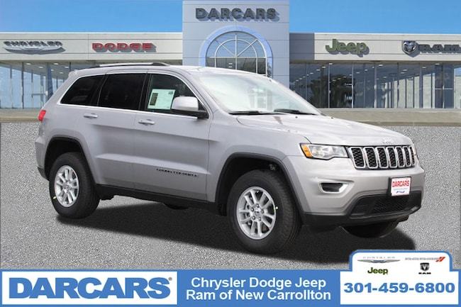 New 2019 Jeep Grand Cherokee LAREDO E 4X4 Sport Utility in New Carrollton, Maryland