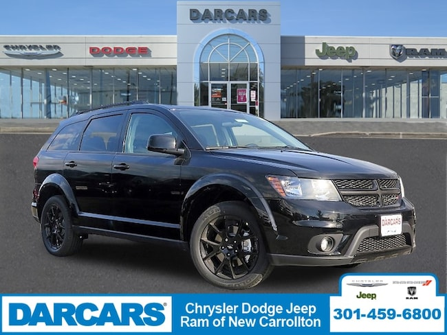 New 2018 Dodge Journey SXT Sport Utility in New Carrollton, Maryland