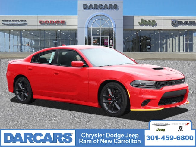 New 2019 Dodge Charger GT RWD Sedan in New Carrollton, Maryland