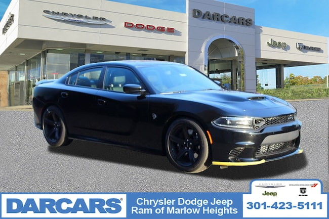 New 2019 Dodge Charger SRT HELLCAT Sedan in Temple Hills, MD