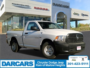 2018 Ram 1500 TRADESMAN REGULAR CAB 4X4 6'4 BOX Regular Cab