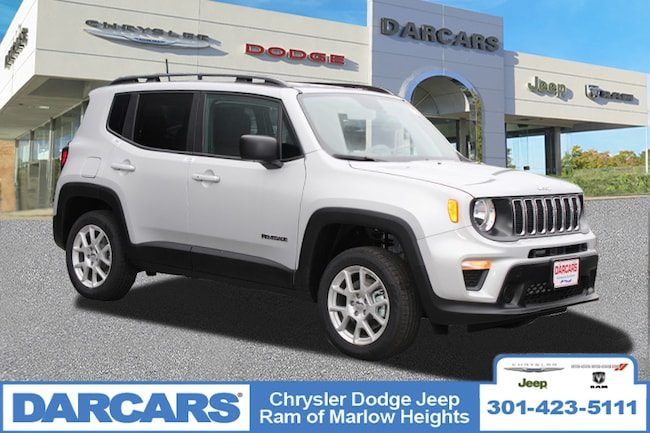 New 2019 Jeep Renegade SPORT 4X4 Sport Utility in Temple Hills, MD