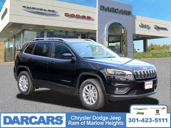 New 2019 Jeep Cherokee LATITUDE 4X4 Sport Utility in Temple Hills, MD
