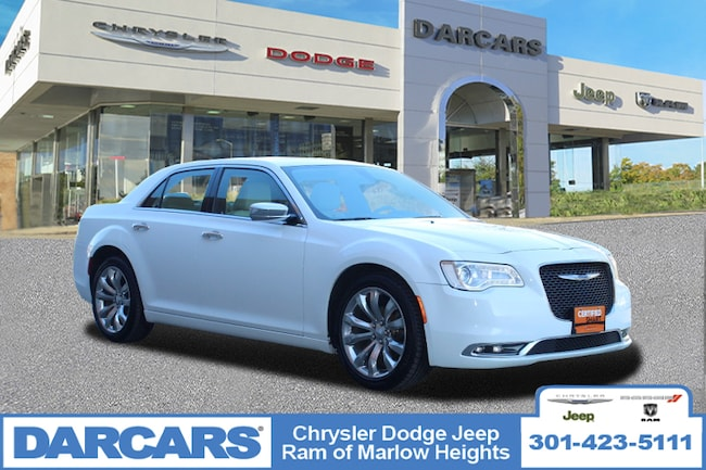Certified 2018 Chrysler 300 Limited in Temple Hills
