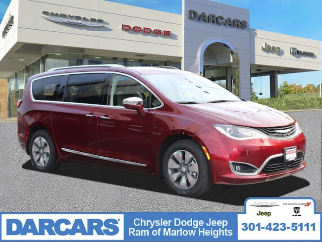 New 2019 Chrysler Pacifica Hybrid LIMITED Passenger Van in Temple Hills, MD