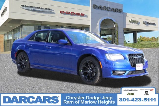 New 2019 Chrysler 300 S Sedan in Temple Hills, MD