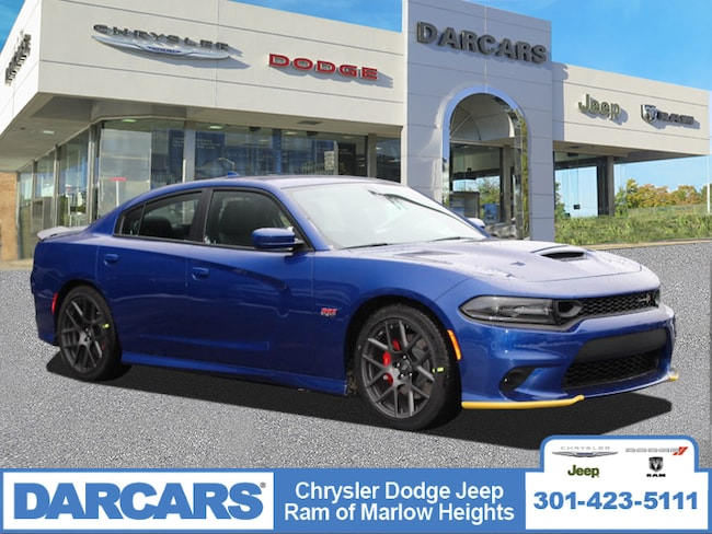 New 2019 Dodge Charger SCAT PACK RWD Sedan in Temple Hills, MD