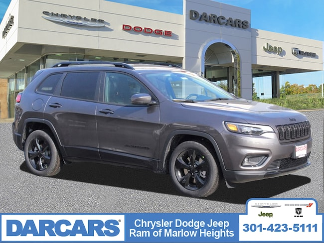 New 2019 Jeep Cherokee ALTITUDE FWD Sport Utility in Temple Hills, MD