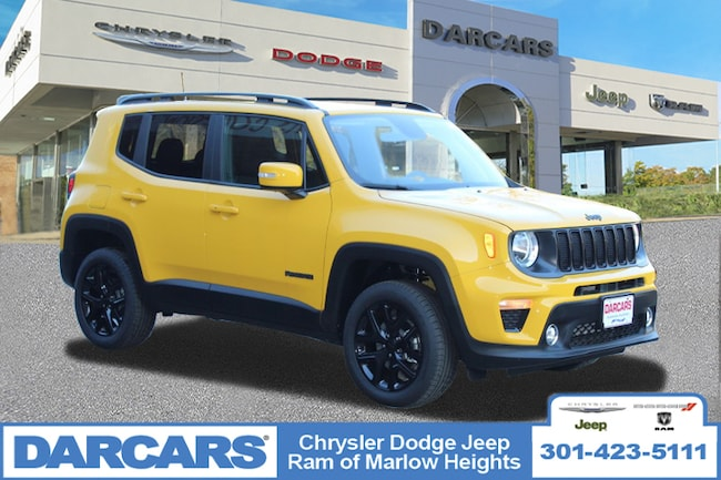 New 2019 Jeep Renegade ALTITUDE 4X4 Sport Utility in Temple Hills, MD