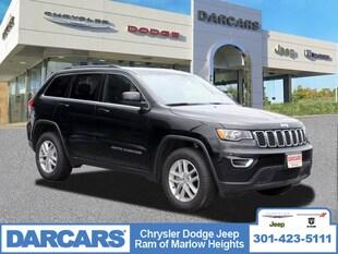 2018 Jeep Grand Cherokee Laredo E SUV