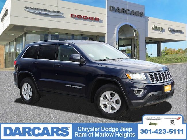 Used 2015 Jeep Grand Cherokee Laredo SUV Temple Hills