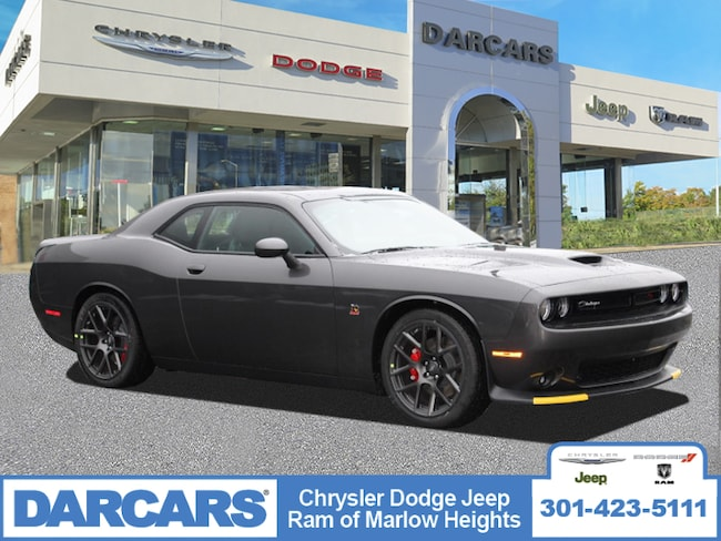 New 2019 Dodge Challenger R/T SCAT PACK Coupe in Temple Hills, MD
