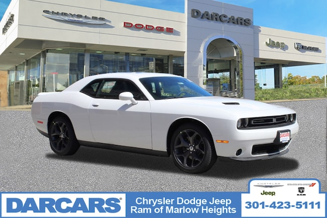 New 2019 Dodge Challenger SXT Coupe in Temple Hills, MD