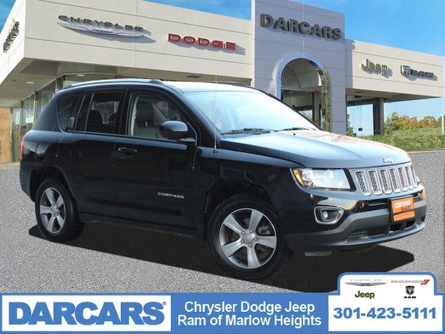 Used 2016 Jeep Compass High Altitude Edition SUV Temple Hills