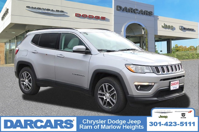 New 2019 Jeep Compass SUN & WHEEL FWD Sport Utility in Temple Hills, MD