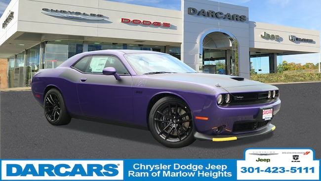 2018 Dodge Challenger T/A 392 Coupe