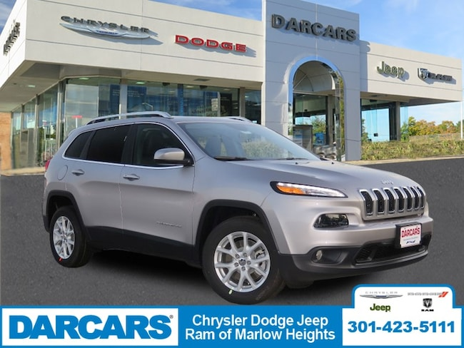 New 2018 Jeep Cherokee LATITUDE PLUS FWD Sport Utility in Temple Hills, MD