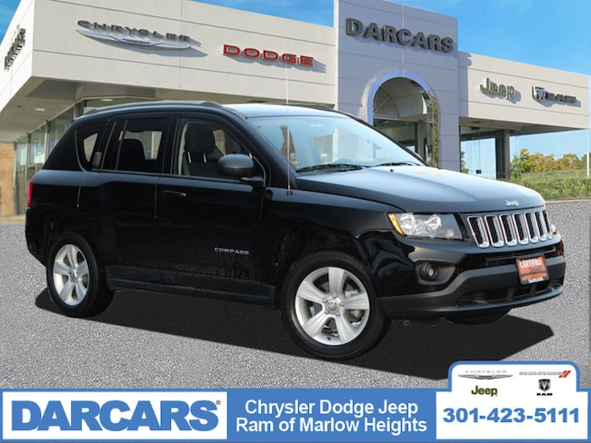 Used 2016 Jeep Compass 75th Anniversary SUV Temple Hills