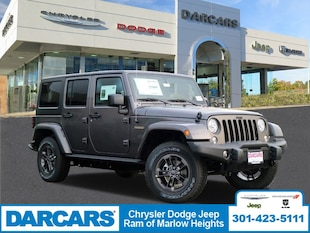 2018 Jeep Wrangler Unlimited WRANGLER JK UNLIMITED FREEDOM EDITION 4X4 Sport Utility